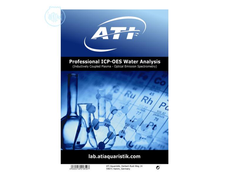 ATI Professional ICP es un análisis completo de agua de la clase más alta, ofrecido por nuestro ARCOS II via ICP-OES.