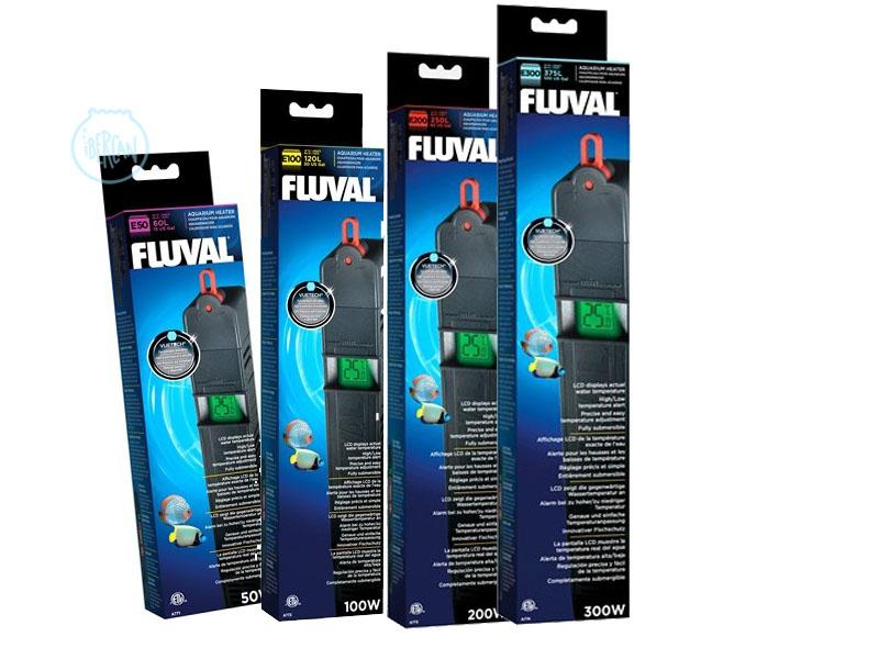 Calentadores electrónicos de la Serie Fuval E