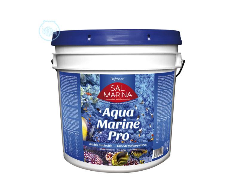 La sal marina Aqua Marine Pro de ICA está recomendada por biólogos marinos