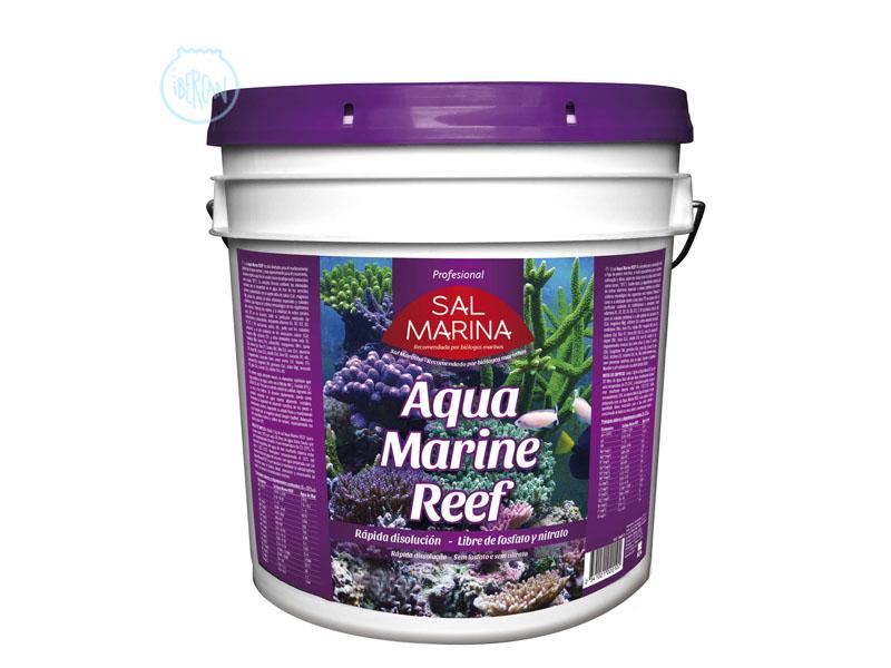 La sal Aqua Marine Reef de Ica es ideal para el acuario marino