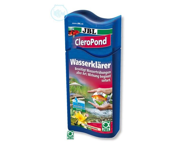 Floculante para estanques JBL Cleropond