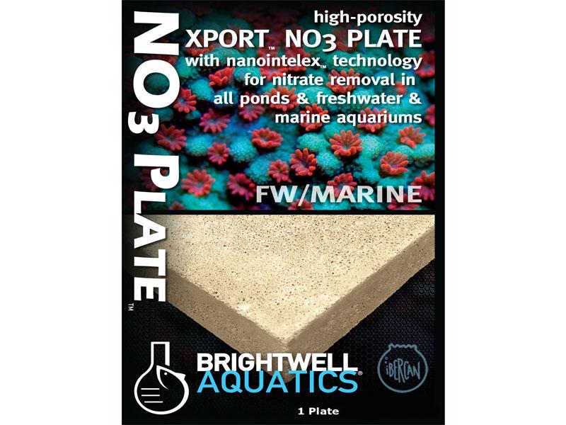 XPORT NO3 PLATE BRIGHTWELL AQUATICS