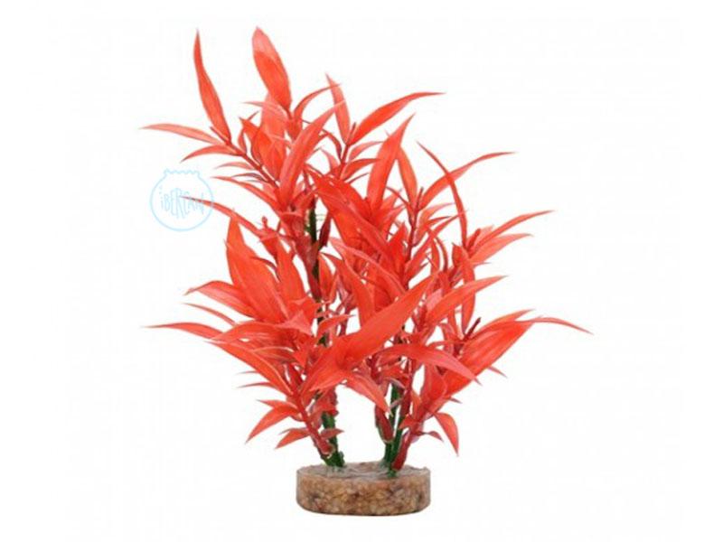 Réplicas de plantas de Fluval Aqualife Hygrophila Roja.
