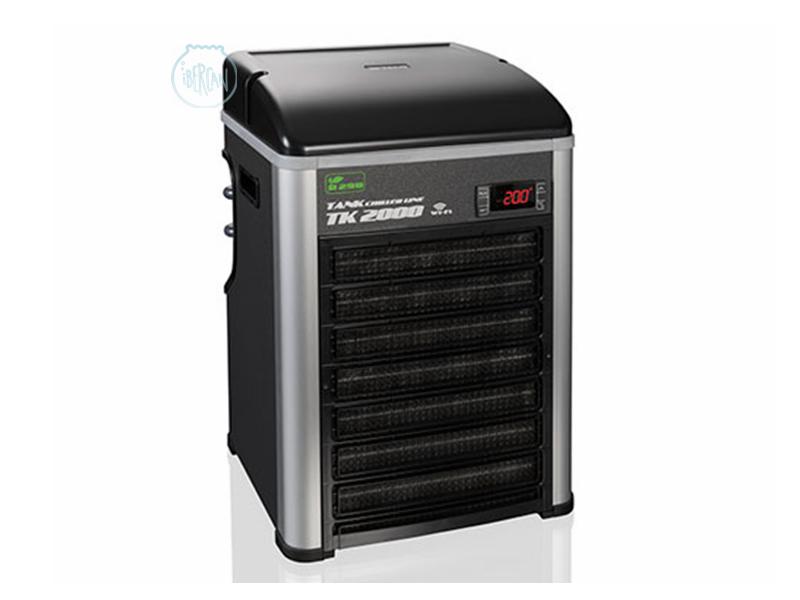 El Teco TK 2000 es un enfriador para hasta 2.000 litros de acuario.