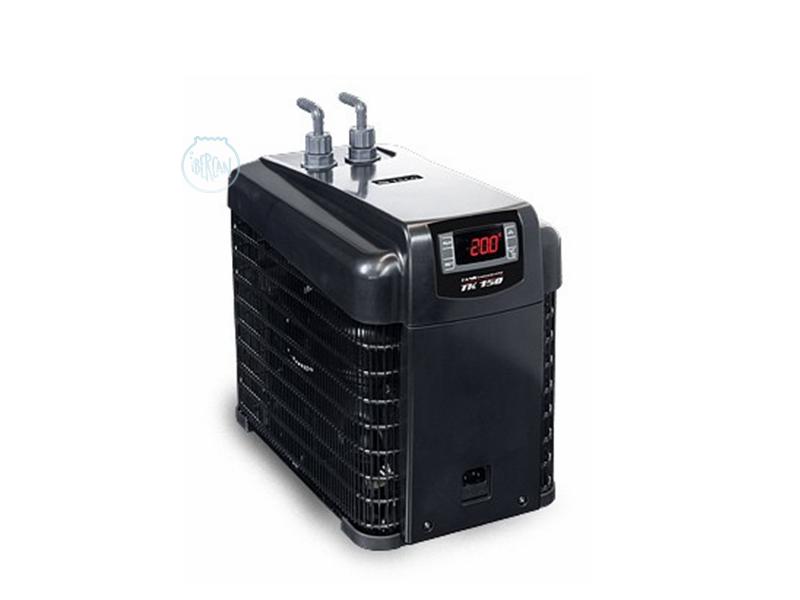 El Teco TK 150 es un enfriador para hasta 250 litros de acuario.