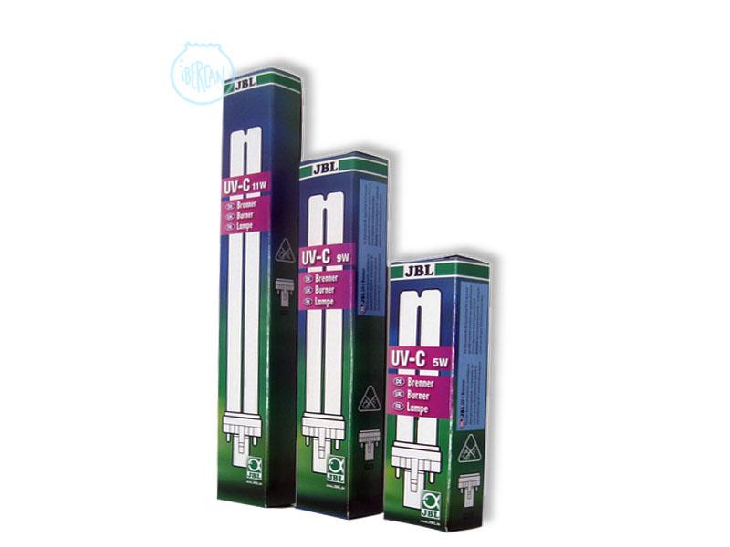 Bombilla 9W para esterilizadores UV