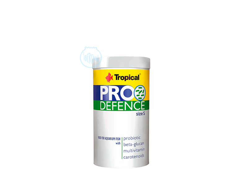 Tropical Pro Defence es una nueva linea de alimentación para peces