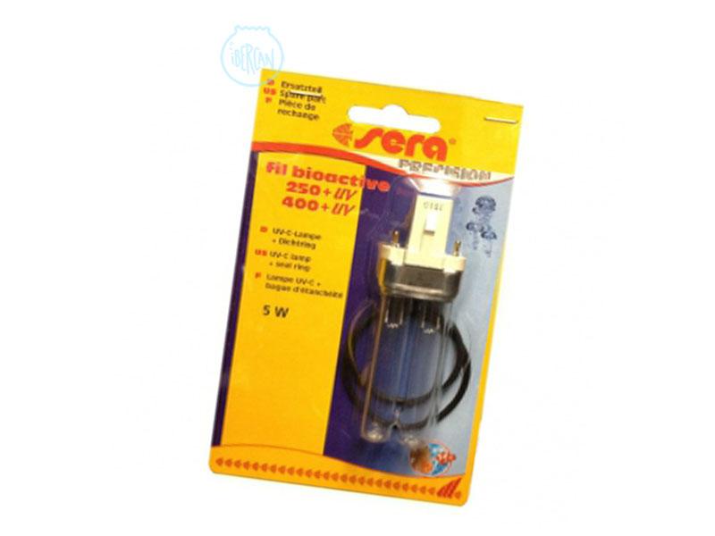 Bombilla 5W para esterilizadores UV  Sera