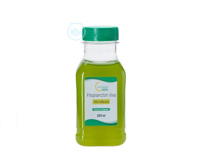 Fitoplancton Vivo en botella de 250ml
