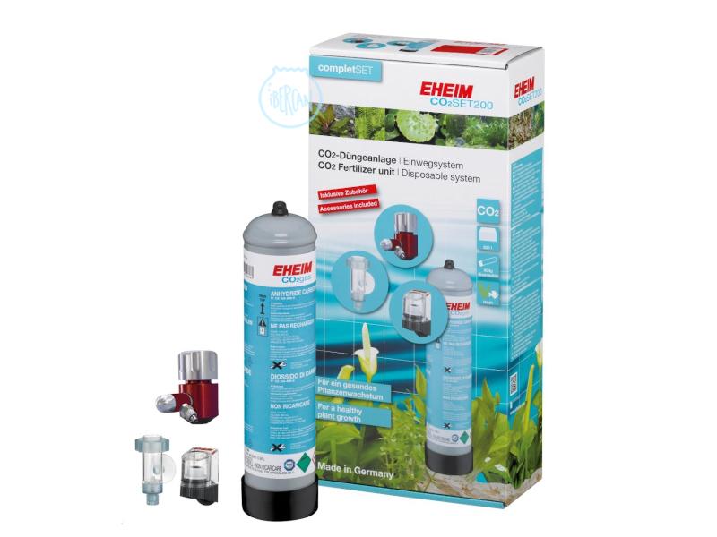Set completo de CO2 Eheim, para el agua del acuario