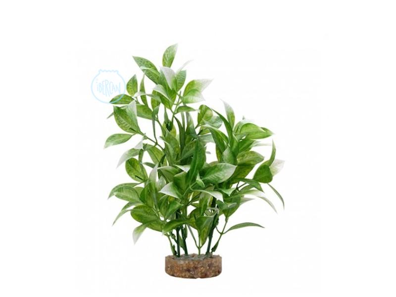 Réplicas de plantas de Fluval Ludwigia Blanca 20cm