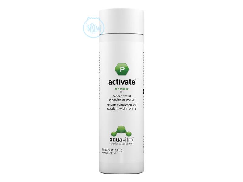 ACTIVATE de Aquavitro  es una fuente concentrada de fósforo