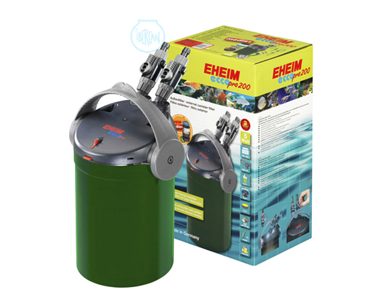 Filtro externo para acuarios Eheim Ecco Pro 200