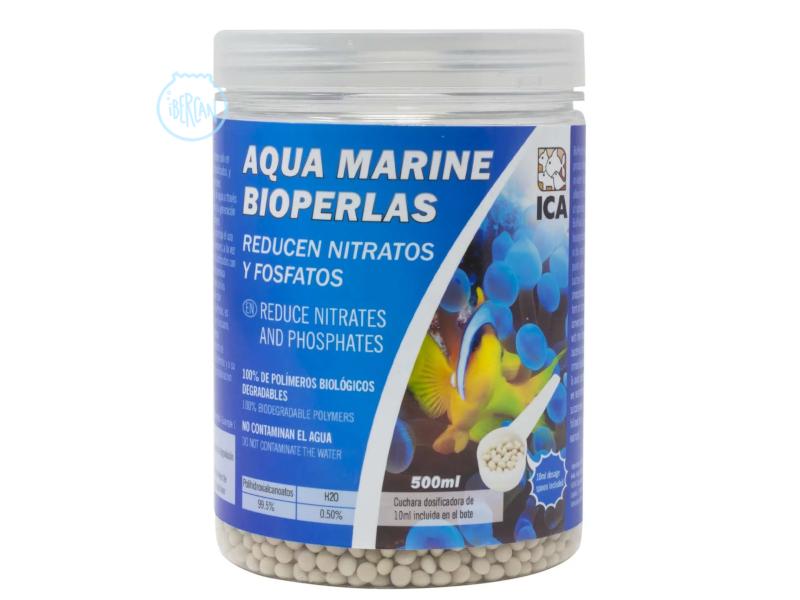 Las BioPerlas son polímeros peletizados, que producen bacterias