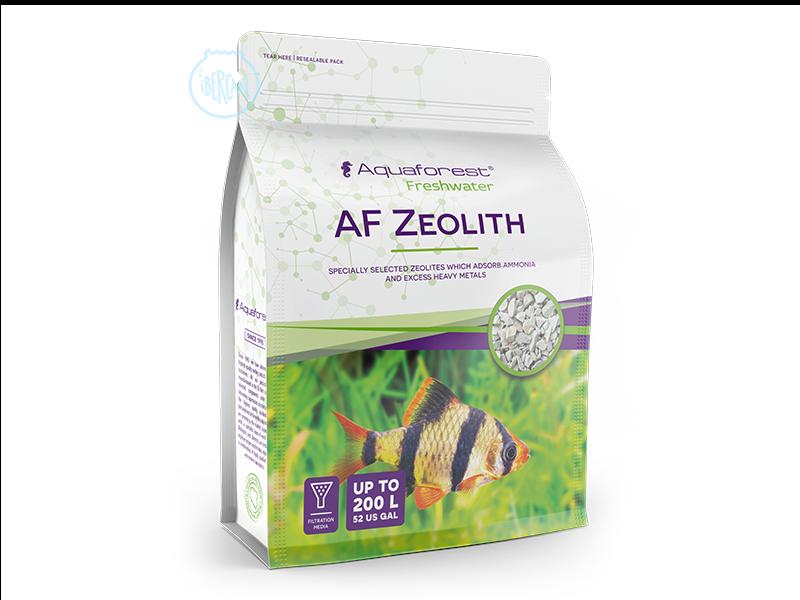 AF Zeolith es una mezcla de la más alta calidad de zeolitas especialmente seleccionadas.