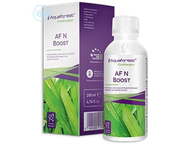 Aqua Forest N Boost fertilizante nitrogenado  absorbible para plantas