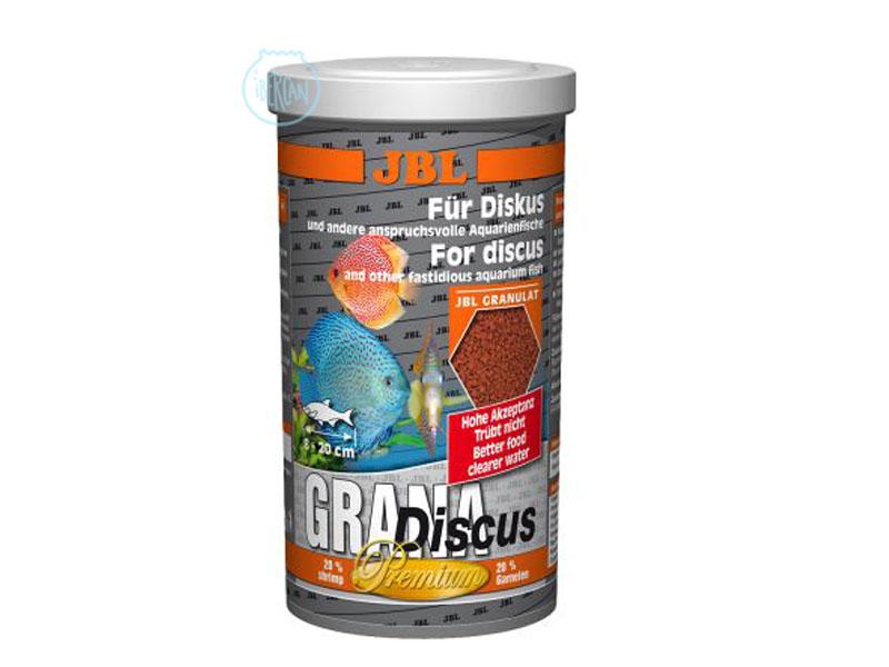 Alimento peces Disco JBL Grana discus