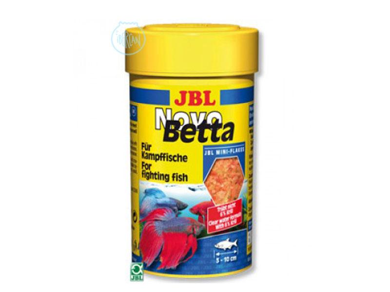 Alimento peces Betta JBL Novo Betta