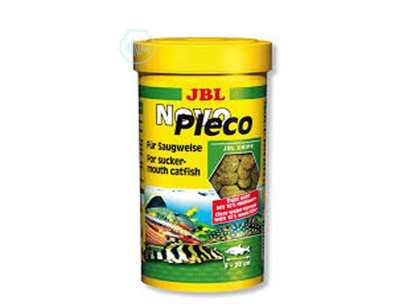 Alimento peces Pleco JBL Novo Pleco