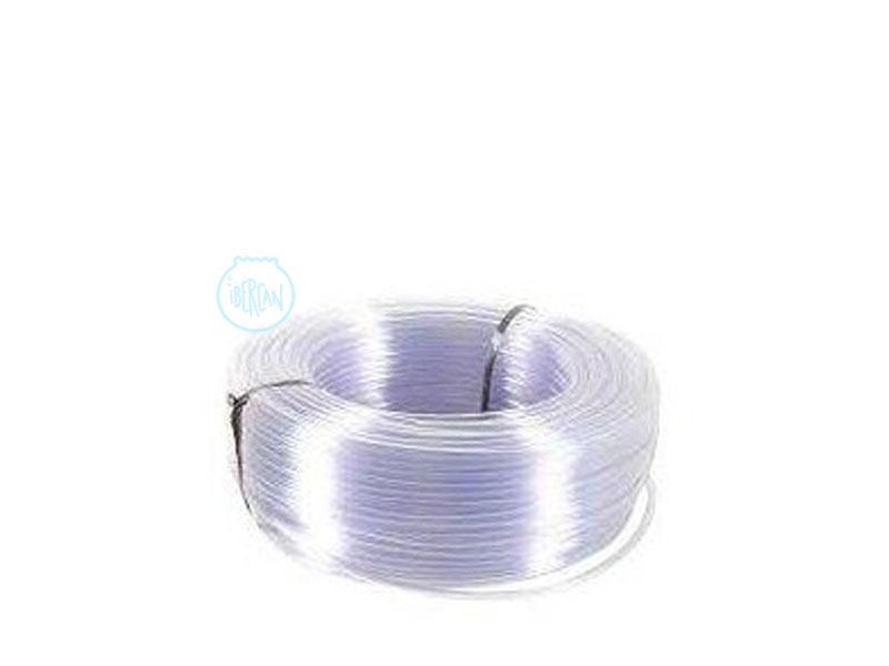 Tubo atóxico silicona 5mm (1 metro)