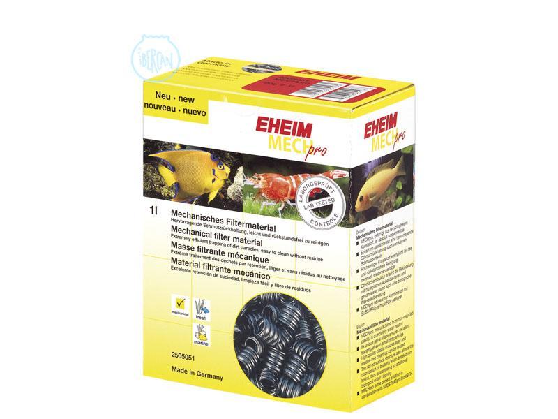 Eheim Mech Pro 1L Para la colonia de bacterias