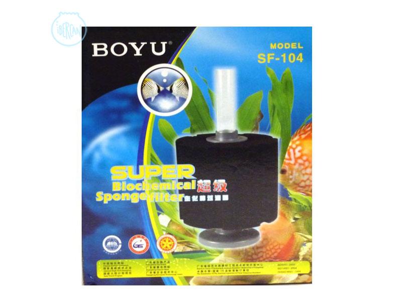 Filtro esponja para acuarios Boyu sf-104