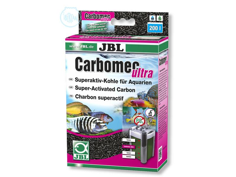 Carbón filtros JBL Carbomec Ultra