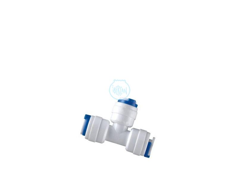 T para tubo ósmosis