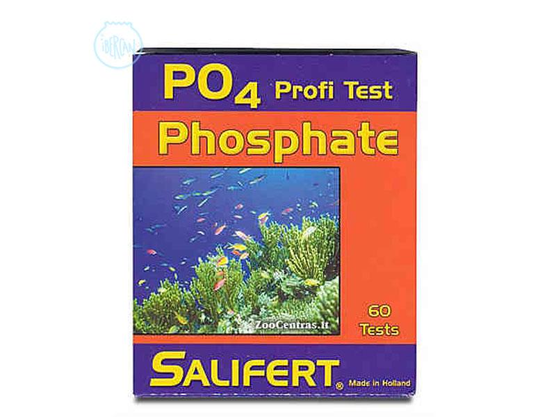 Test fosfatos marino Salifert PO4