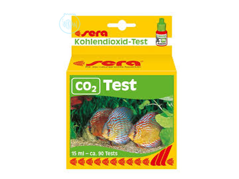 Test CO2 permanente Sera