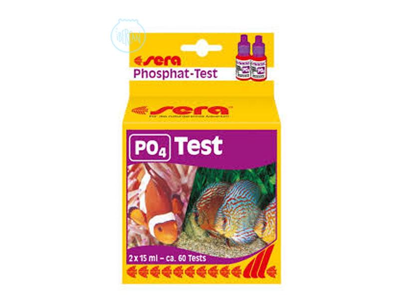 Test fosfatos Sera