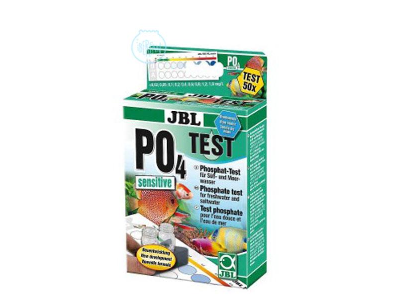 Test PO4 fosfatos JBL