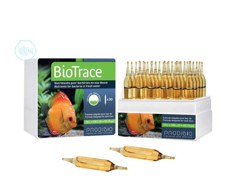 Alimento Bacterias Prodibio Biotrace