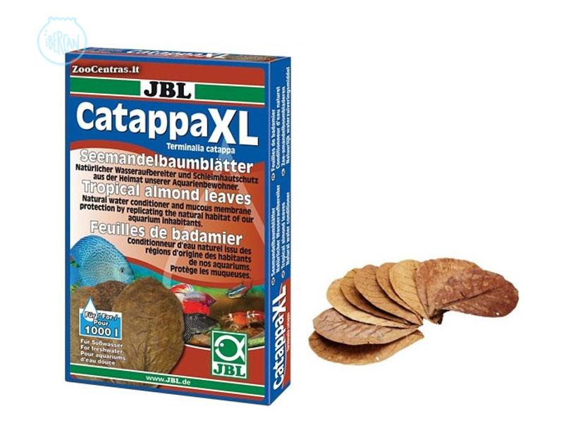 JBL Catappa hojas ideales peces Betta