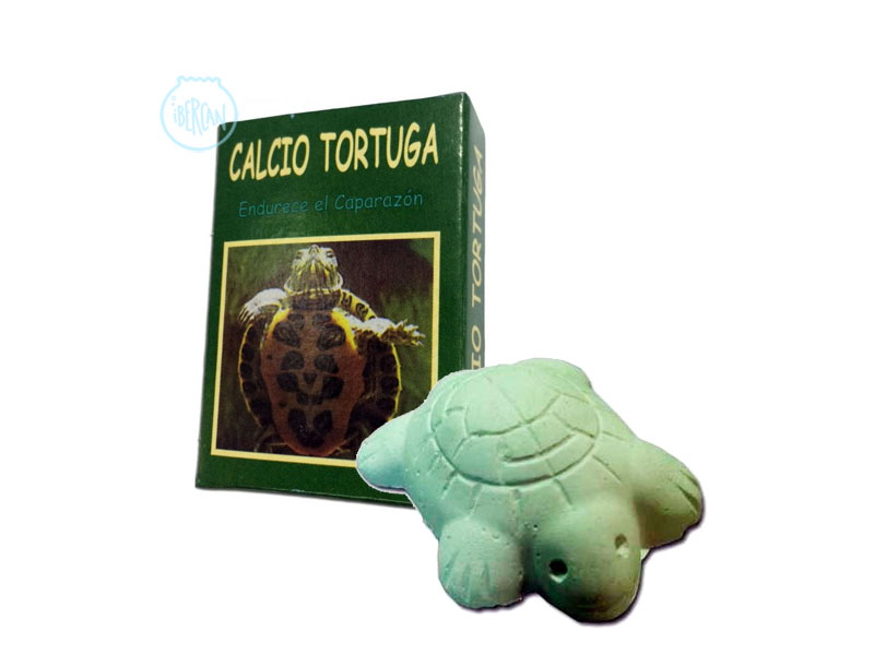 Calcio tortugas en bloque
