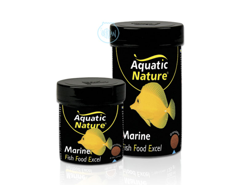 Alimento para peces marinos Aquatic Nature Marine Food Excel
