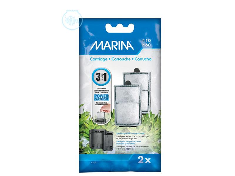 Cartucho filtros Marina i110 i160