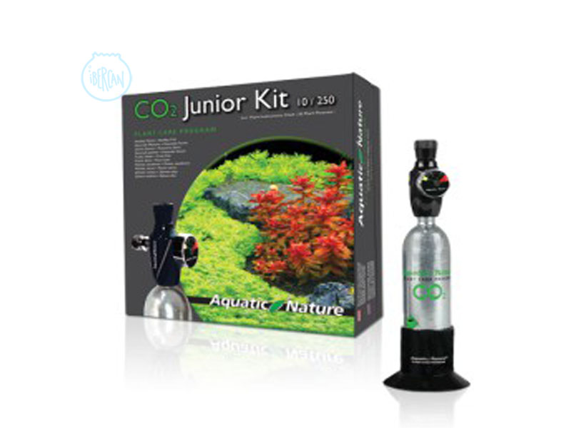 Equipo CO2 Aquatic Nature CO2 Junior Kit