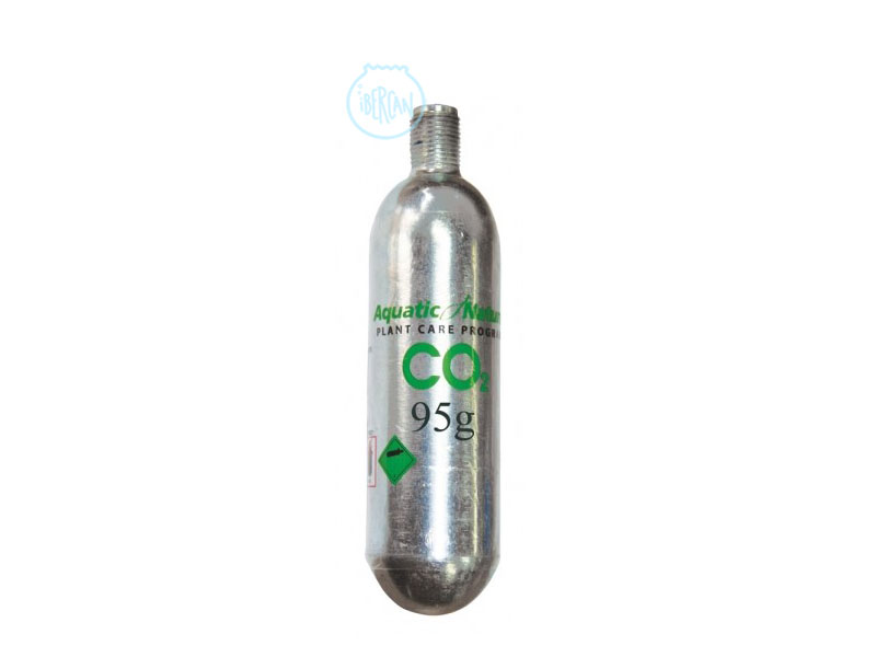 Botella CO2 desechable Aquatic Nature 95grs