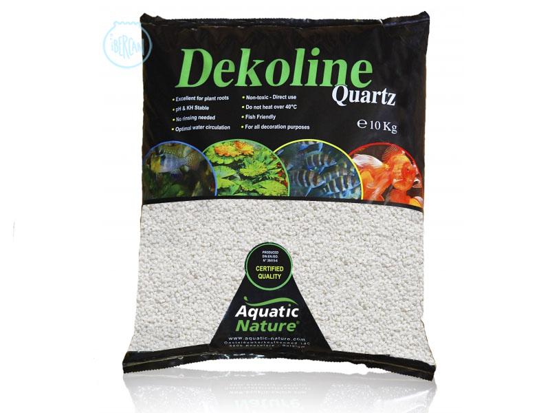 Arena blanca fina para acuarios Aquatic Nature Dekoline Fine White 5kg