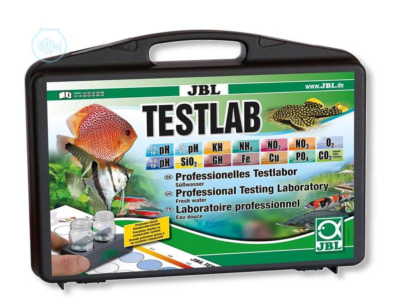 Maletín test agua dulce JBL Testlab