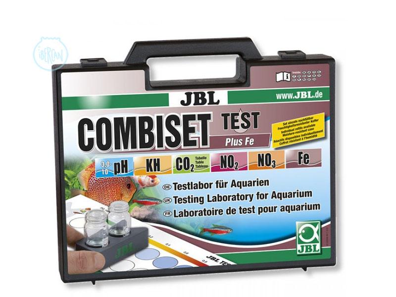 Maletín 6 test JBL Combi set JBL (maletín 6 test)