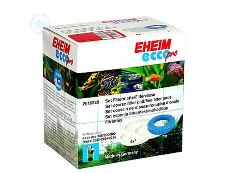 Conjunto esponjas para Eheim Ecco Pro