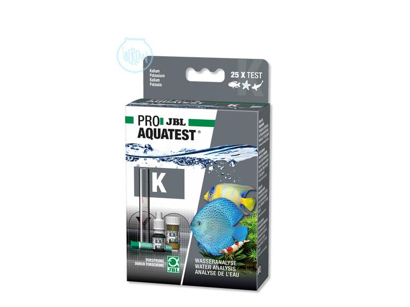 Test de potasio agua dulce JBL K