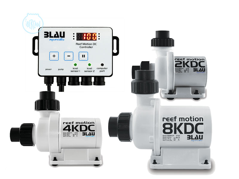 Bomba de agua de flujo Blau Reef Motion KDC