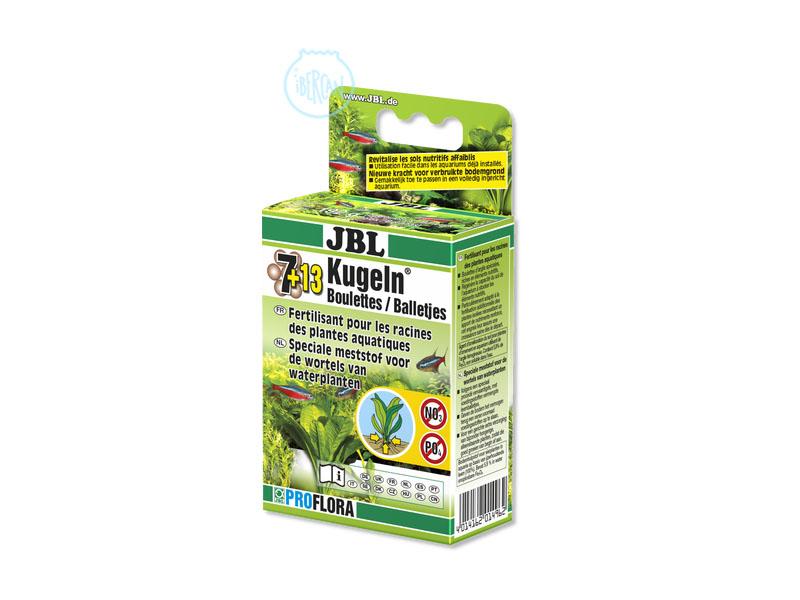 Abono en pastillas para raices JBL 7 bolas