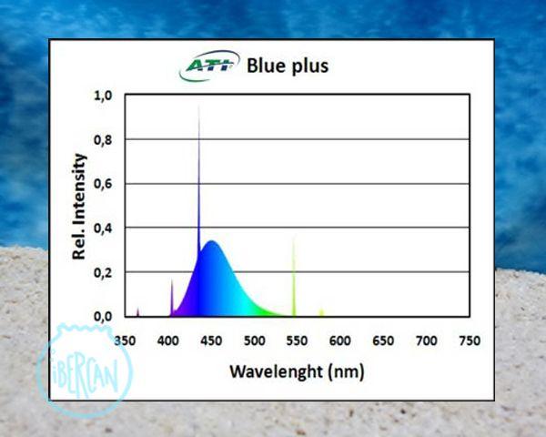 ATI Blue plus tubo T5 para acuarios marinos