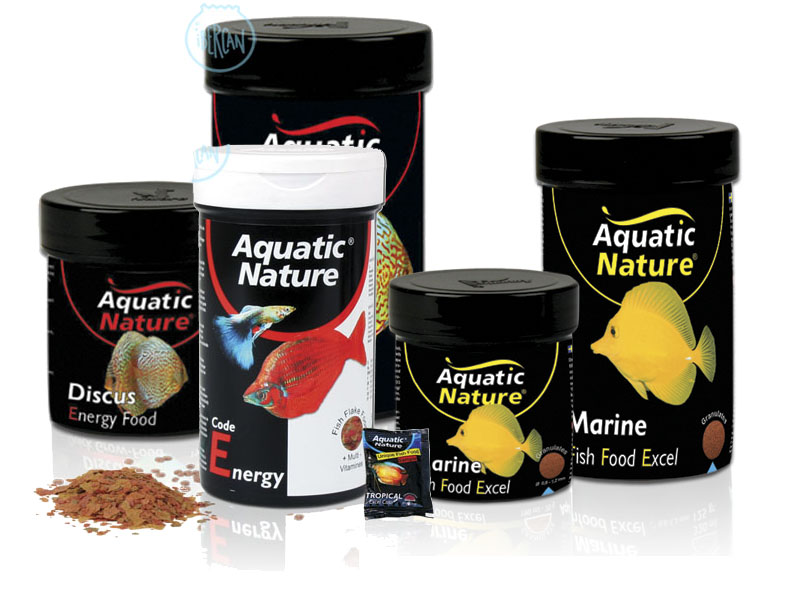 Alimentos y comida para peces Aquatic Nature -