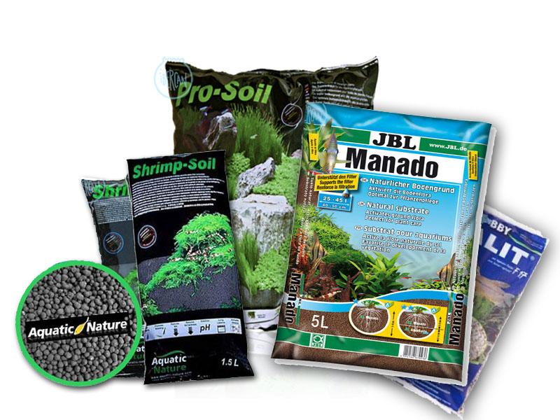 Los sustratos nutritivos proporcionan los nutrientes que necesitan las plantas de acuario para su correcto crecimiento y los encontrarás al mejor precio en .net