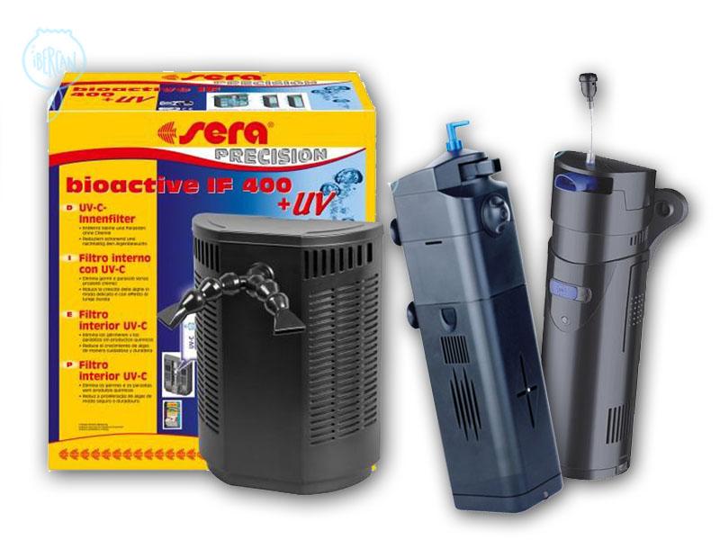 Estos esterilizadores UV para acuario o estanques, están diseñados para trabajar sumergidos debajo del agua